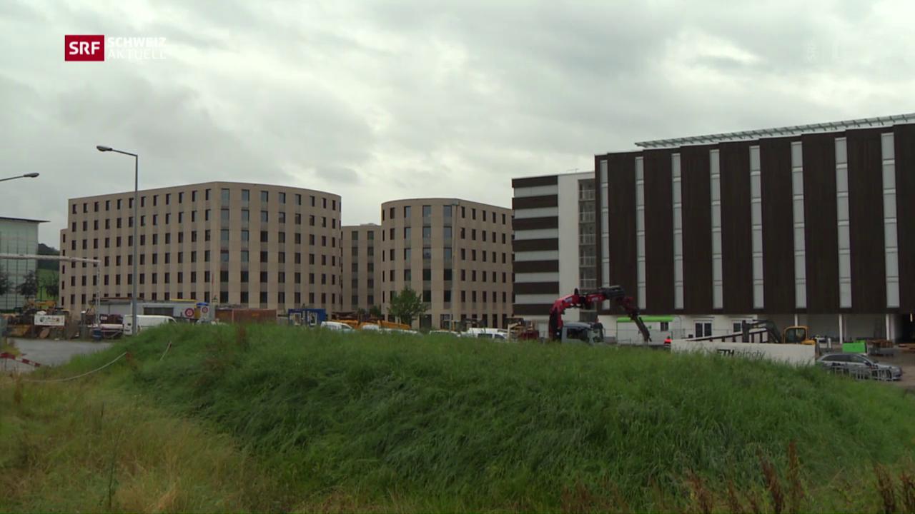 Wohnen auf dem Campus