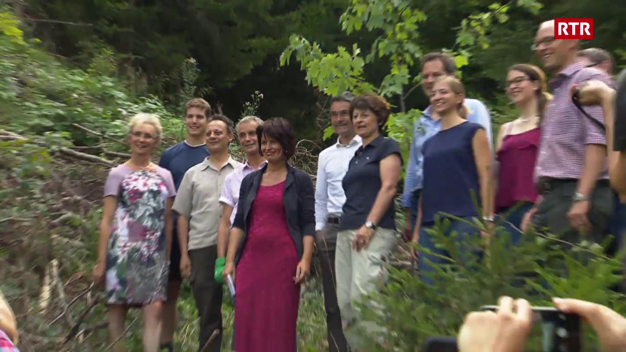 PCD dal Grischun lantscha cumbat electoral
