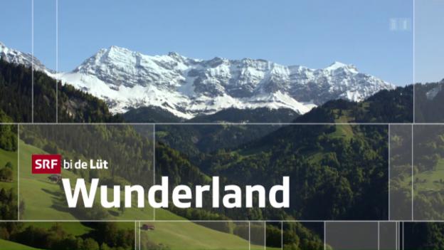 Video ««SRF bi de Lüt – Wunderland» (5/7): Unterwegs im Prättigau» abspielen