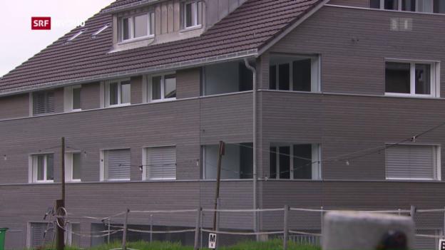 Video «Leere Wohnungen in der Agglo» abspielen