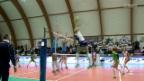 Video «Volleyball: CL-Achtelfinal, Hinspiel Baku - Volero Zürich» abspielen