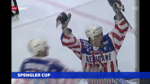 Spengler Cup: Turnier 2013 mit AHL-Team («sportaktuell»)