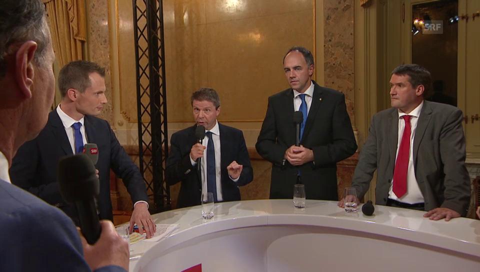 Bäumle kritisiert FDP-Chef Philipp Müller