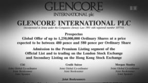 Video «Paradise Papers: Wie Glencore Minenlizenzen im Kongo verschiebt » abspielen