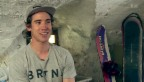 Video «Szene-Star: Snowboard-Profi Christian Haller» abspielen