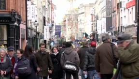 Video «Irland nach dem Absturz: Erste Hoffnungsschimmer» abspielen