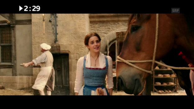 Video «Filmstart diese Woche: «Beauty and the Beast»» abspielen