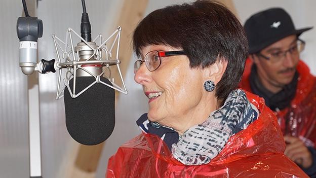 Ursula Röthlisberger über ihren Bezug zm Schweizer Brauchtum