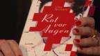 Video ««Rot vor Augen» von Lina Meruane (Arche)» abspielen