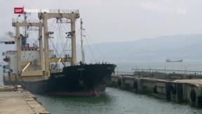Video «China soll Nordkorea zur Räson bringen» abspielen