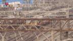 Video «Eisenbahn-Megadeal winkt in Indien» abspielen