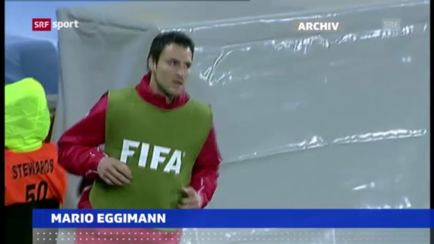 Video «Fussball: Mario Eggimann verletzt («sportaktuell»)» abspielen
