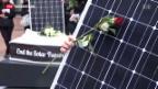 Video «Solarstreit mit China gewinnt an Schärfe» abspielen