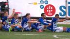 Video «Lausanne gibt die rote Laterne ab» abspielen