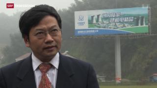 Video «China will Grosses bewirken am Klimagipfel» abspielen