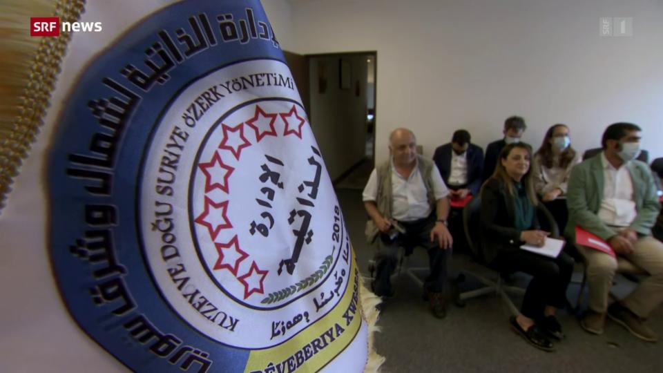 In Genf entsteht eine Vertretung der Selbstverwaltung von Nord- und Ost-Syrien