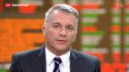 Video «Euro gegenüber Franken immer stärker» abspielen