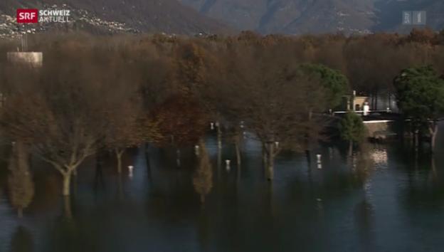 Video «Schweiz aktuell vom 18.11.2014» abspielen