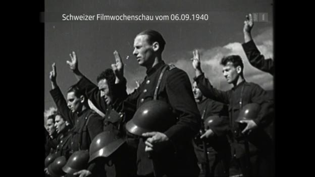 Video «Vom 6. September 1940» abspielen