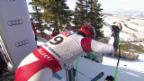 Video «Ski: WM 2015 Vail/Beaver Creek, Super-G Männer, die Fahrt von Patrick Küng» abspielen