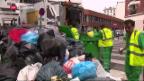 Video «Streiks in Frankreich» abspielen