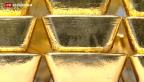 Video «Auch Nationalrat gegen Gold-Initiative» abspielen