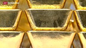 Video «Auch Nationalrat gegen Gold-Initiative » abspielen