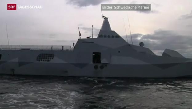 Video «Suchaktion der schwedischen Marine» abspielen