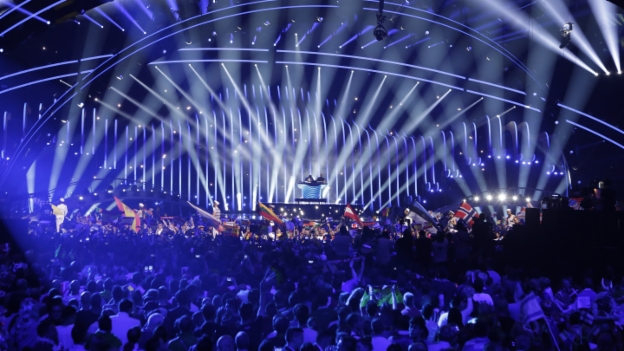 Video «Eurovision Song Contest 2018 – Das grosse Finale» abspielen