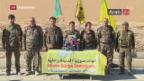 Video «IS an verschiedenen Fronten unter Druck» abspielen