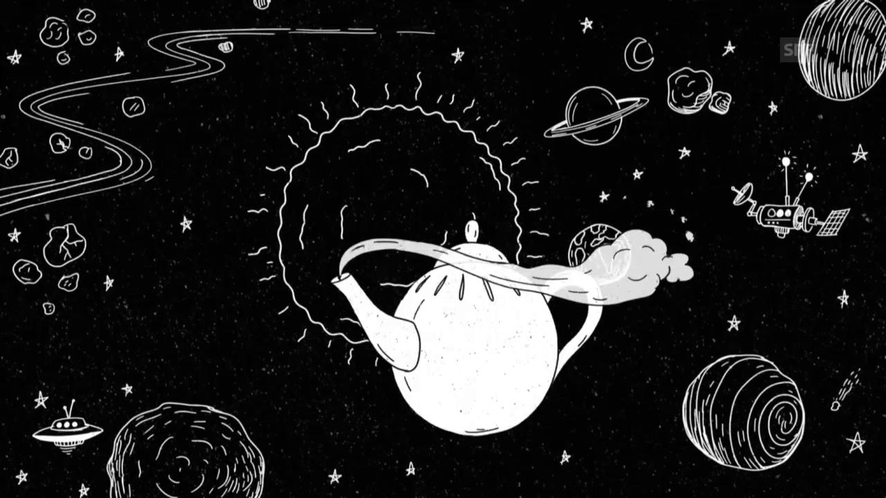 Filosofix: Das Gedankenexperiment «Teekanne»