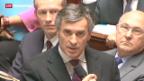 Video «Der Rücktritt des französischen Finanzministers Jérôme Cahuzac» abspielen