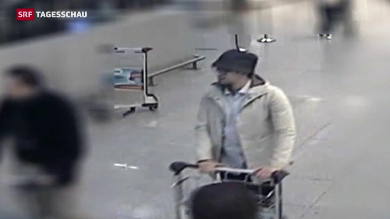 Fahndung nach drittem Flughafenattentäter geht weiter