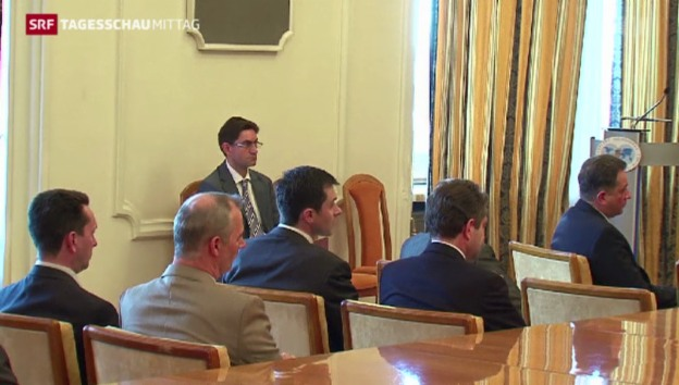 Video «Kämpfe in der Ukraine» abspielen