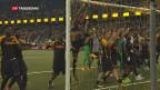 Video «Schafft es YB in die Champions League?» abspielen