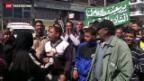 Video «Todesurteile führen in Ägypten zu Protesten» abspielen