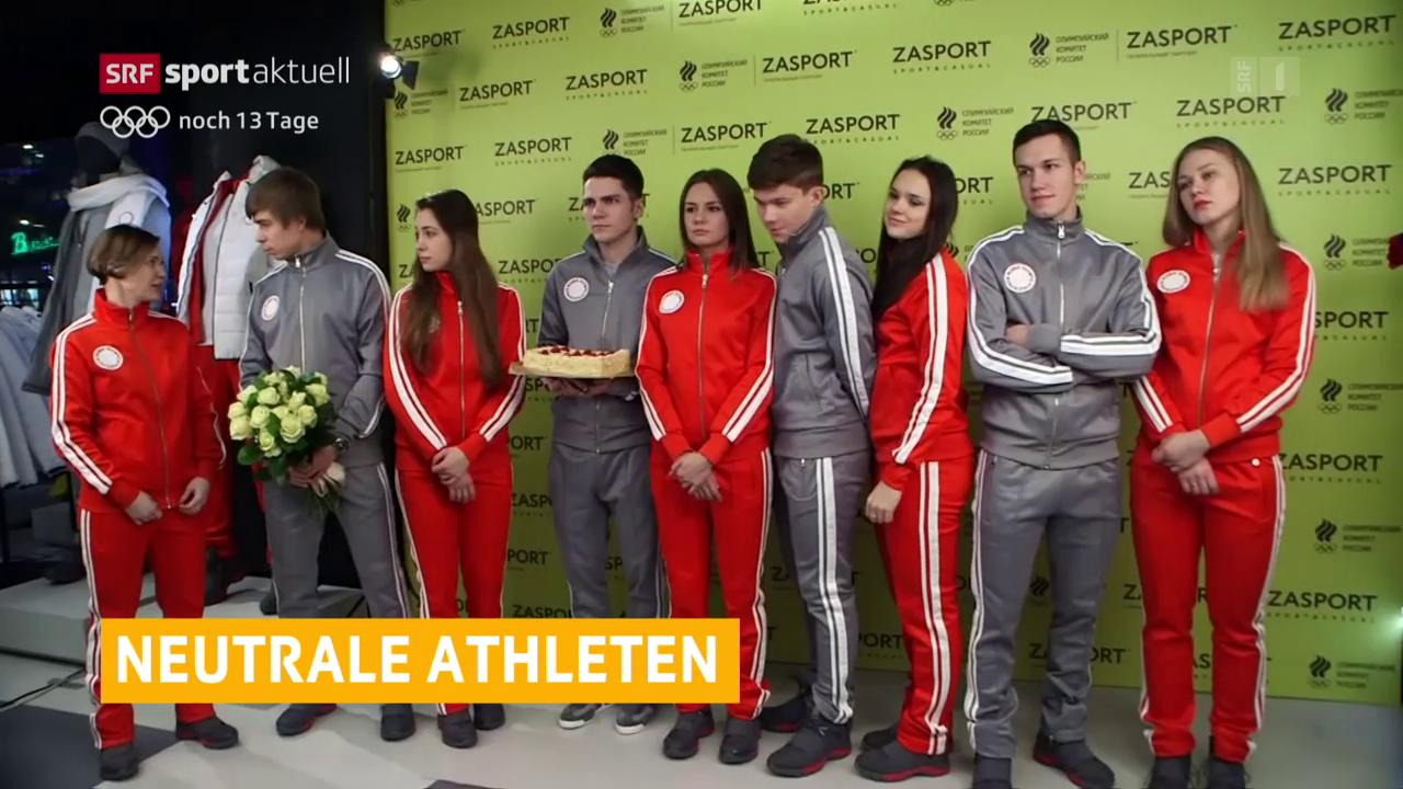 Olympia: Russland mit 169 Athleten
