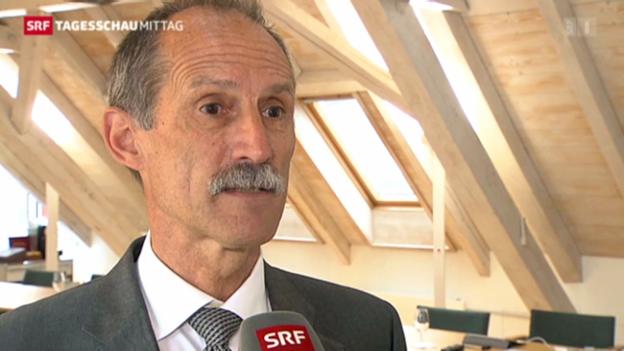 Video «Banken-Ombudsmann gibt sein Amt ab» abspielen