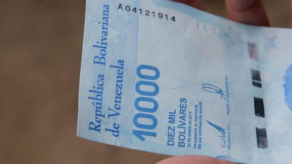 Venezuela streicht Nullen von Banknoten
