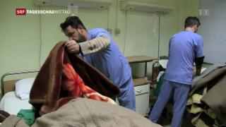 Video «USA greifen Assad-treue Truppen an» abspielen
