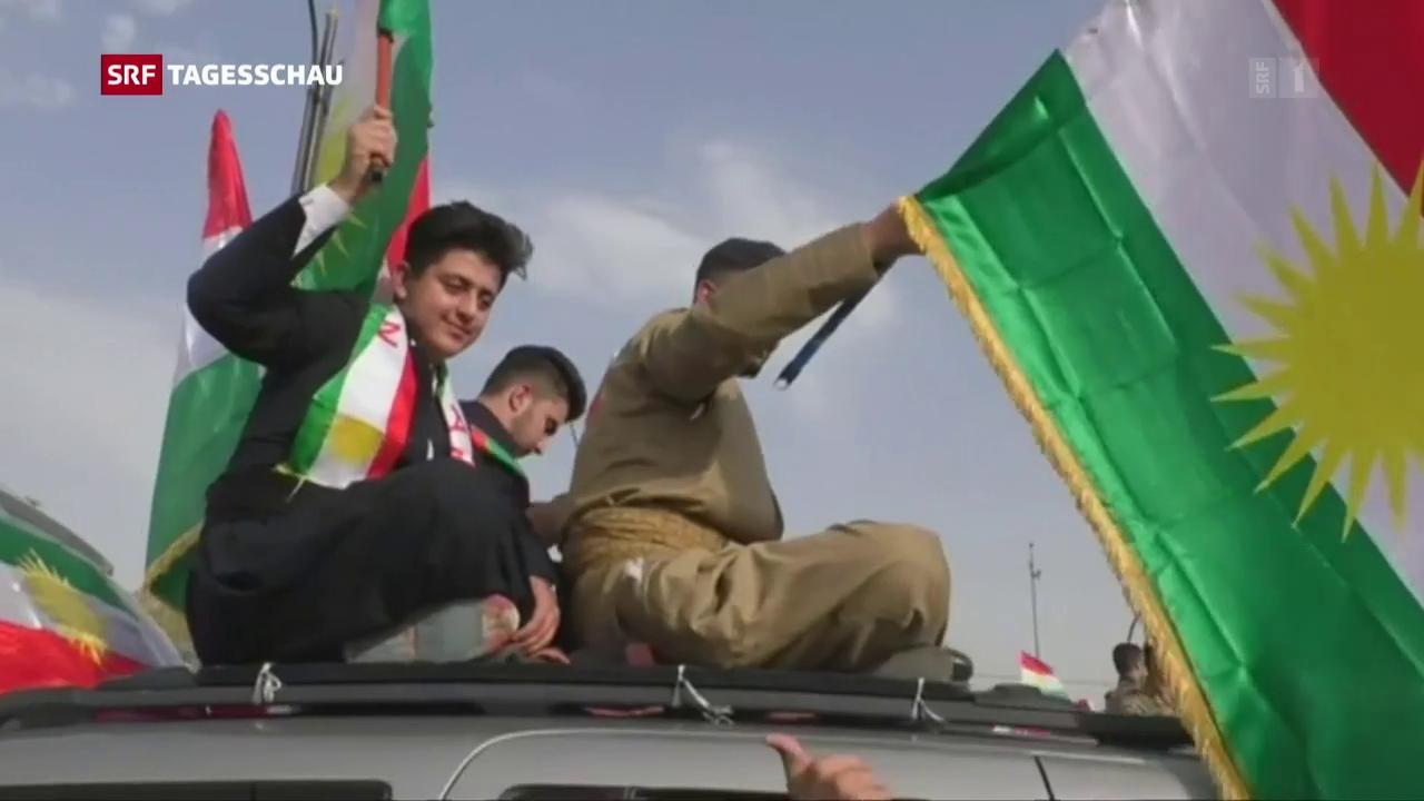 Unabhängigkeitsreferendum für Kurden