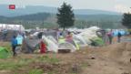Video «FOKUS: Flüchtlinge in Idomeni» abspielen