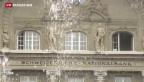 Video «SNB hält weiterhin an Geldpolitik fest» abspielen