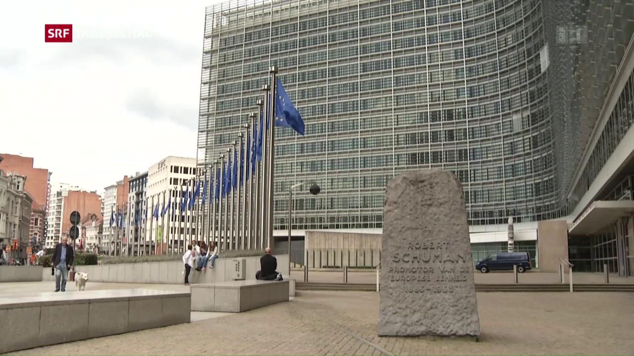 EU-Kommission fordert mehr Steuertransparenz