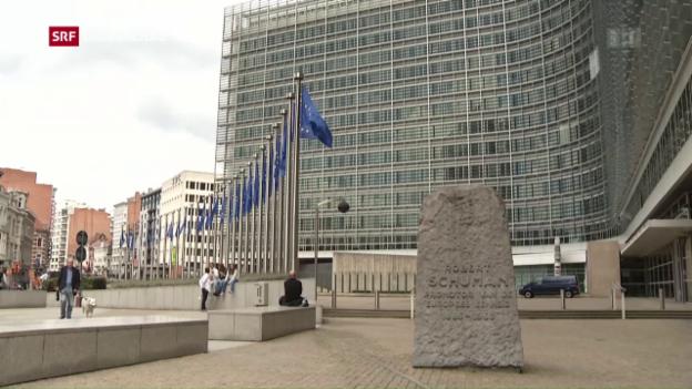Video «EU-Kommission fordert mehr Steuertransparenz» abspielen