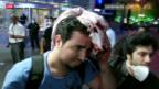 Video «Wachsender Protest gegen Erdogan» abspielen