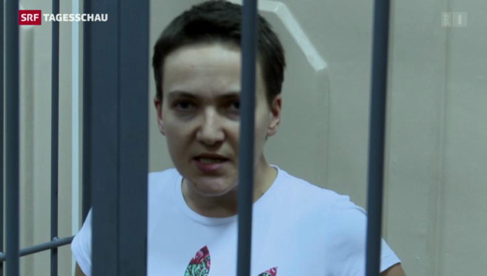 Ukraines berühmteste Gefangene