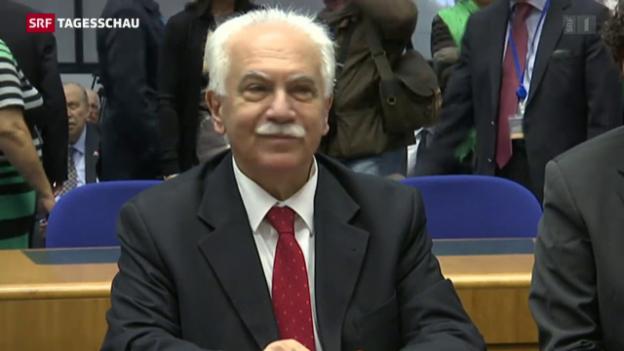Video «Strassburger Richter verurteilen die Schweiz» abspielen