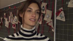 Video «Ronja Furrer: Emotionale Momente im Blumenhaus» abspielen