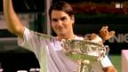 Video «Roger Federer - Platz 2 der grössten Schweizer Legenden» abspielen